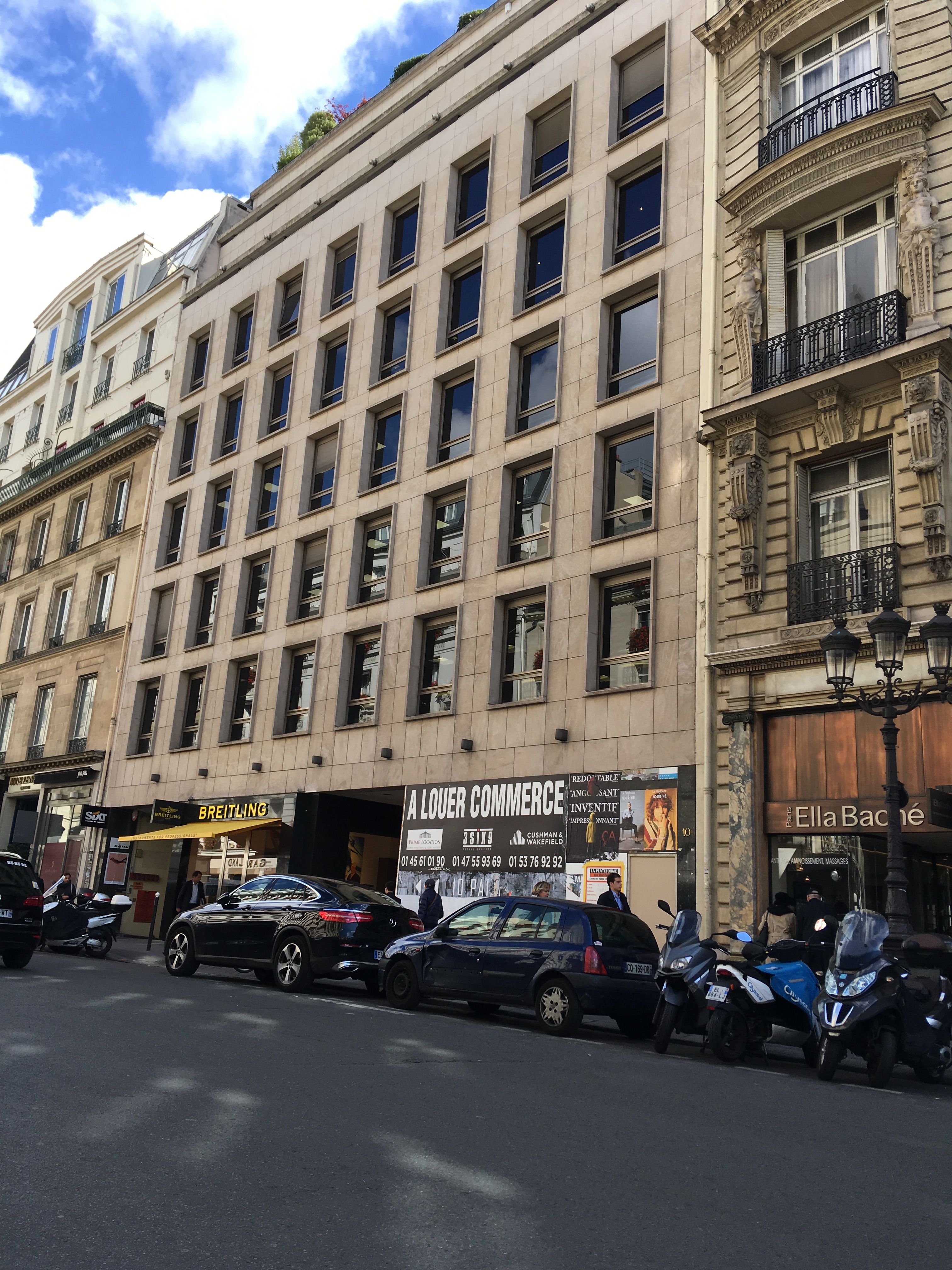 Photo rue de la Paix
